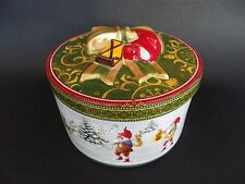 "Villeroy & Boch ""Christmas Toys"" 14-8327-5430, Gift Box, Snow White,"