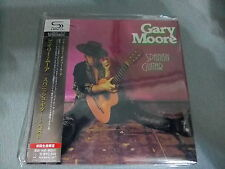 Gary Moore Spanish Guitar - Best JAPAN mini lp SHM CD SEALED BRAND NEW
