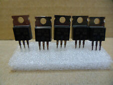 5 x IRFGB30  mosfet 1000v 3,1a