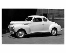 1940 Plymouth Business Coupe Factory Photo ca0009