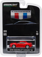 Greenlight Chevrolet Camaro SS 2016 Red 1/64 29861