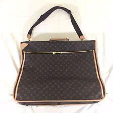 Authentic Louis Vuitton Monogram Portable 5 hangers Cintres Garment Travel Bag