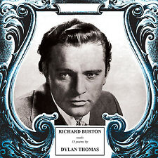 Richard Burton – Fifteen Poems By Dylan Thomas CD