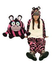 Children Onesie Zebra All in One Jumpsuit Boys Girls J Animals on TV 155cm New