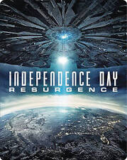 Independence Day: Resurgence (Blu-ray/DVD, Steelbook Only Best Buy)
