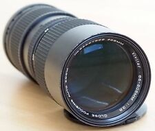 Vivitar 85-205mm 3.8 Close Focussing zoom lens Minolta mount, Kiron 85-205 f3.8