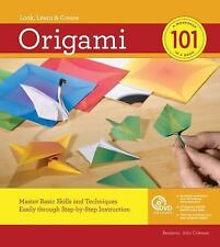 101: Origami 101 : Master Basic Skills and Techniques Easily Through...
