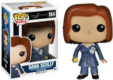 X-Files - Dana Scully Funko Pop! Television Toy