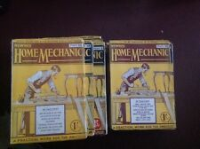 NEWNES HOME MECHANICS 30 WEEKLY PARTS MOST WITH PLANS