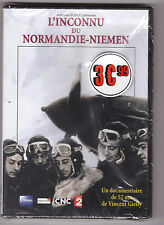 DVD L'inconnu du normandie niemen  Un Documentaire de 52mn de Vincent GIELLY
