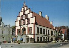 Alte Postkarte - Bad Salzuflen - Rathaus