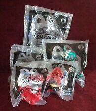 "(5) ©2011 McDonald's ""Power Rangers Samurai"" Happy Meal Toys"