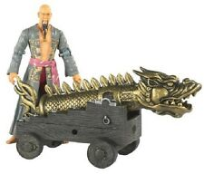"Pirates of the Carribean 3: DELUXE SAO FENG 3 3/4"" ""Tall Deluxe Figure con Em."