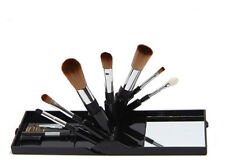 Makeup Brush Box Set for Sensitive Skin 9 Piece Toray Synthetic Softest Hair