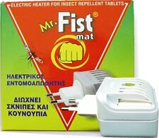 Mr Fist Electric Insect Repellent For Midges Mosquitoes for Tablets & Liquid 230