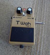 Effet Vintage pour guitare électrique  BOSS ROLAND T-W1  T WAH