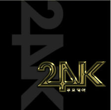 K-POP 24K 1st Mini Album CD Sealed