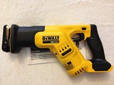 New Dewalt DCS387B 20V 20 Volt Max Cordless Variable Speed Reciprocating Saw