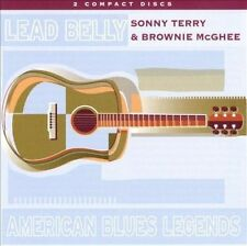 NEW - Blues Legends by Leadbelly; Terry; Mcghee