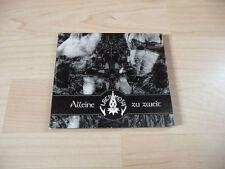 Maxi CD Lacrimosa - Alleine zu zweit - 1999
