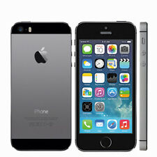 "Apple iPhone 5s Smartphone spazio grigio 4"" 8mp CAMERA 16gb di memoria SR/BB Sbloccato"
