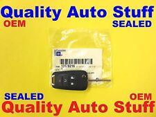 Genuine Chevrolet Switchblade Flip Key Remote Start 13579216 OEM SEALED NEW