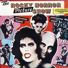 Rocky Horror Picture Show - Various Artists (Vinyl Used Very Good) RED Vinyl