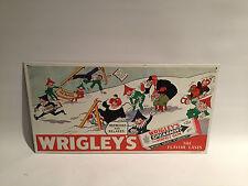 Wrigley's Spearmint The Perfect Gum Reklameschild Blechschild 45,5 x 24cm