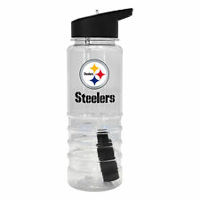 Pittsburgh Steelers Tritan Filter Water Bottle NFL Official