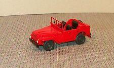 KEHI 598F Horch P2M Feuerwehr  H0 / 1:87 (15-10)