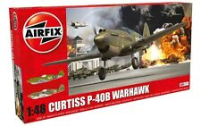 AIRFIX 05130 - 1:48 Curtiss P-40B Warhawk
