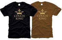 COUCH KING - Herren-T-Shirt, Gr. S bis XXL