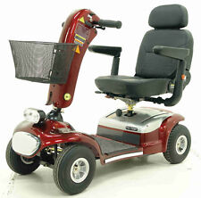 C3 Deluxe Class 3 Road Mobility Scooter (6mph) Red