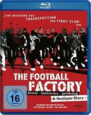 THE FOOTBALL FACTORY, A Hooligan Story (Danny Dyer) Blu-ray Disc NEU+OVP