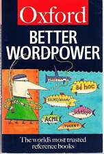 Better Wordpower (Inglese) Termini avanzati - Janet Whitcut -Nuovo in offerta!