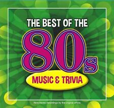 Best of the 80's Music & Trivia [Audio CD] - BRAND NEW