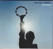 KOUSHIK - out my window CD
