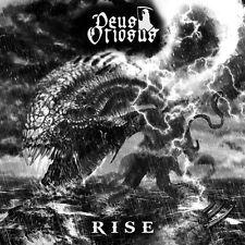 DEUS OTIOSUS - Rise - CD - DEATH METAL