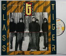 Glass Tiger The Thin Red Line 1986 LP