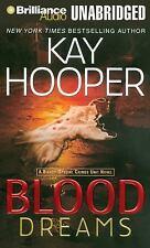 Blood Trilogy: Blood Dreams 1 by Kay Hooper (2013, CD, Unabridged)