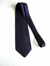 NEXT Cravatta Tie 100% SETA SILK MADE IN ENGLAND ORIGINALE
