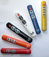 SeKi Slim learning universal remote control for kids and seniors large buttons