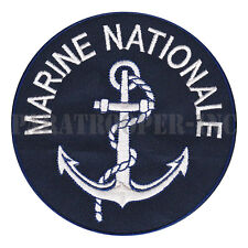 Ecusson / Patch - Marine Nationale