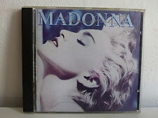 CD ALBUM MADONNA True blue 7599 25442 2