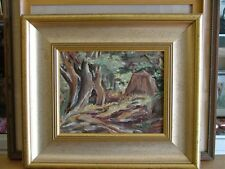CLARENCE HINKLE 1880-1960 Well Listed Early California Impressionist Artist