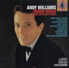 Moon River and Other Great Movie Themes by Andy Williams (Musicals) [Audio CD]
