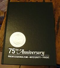 Tennessee Department Of Safety 2005 75th Anniversary Book Color Photos History
