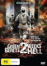 Green Berets - Two Weeks In Hell (DVD, 2011) Region 4