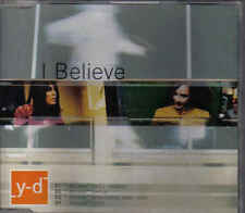 Y D-I Believe cd maxi single