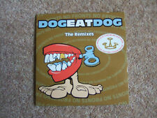 "DOG EAT DOG...""No fronts"" The remixes cd single on Roadrunner label.Beastie Boys"
